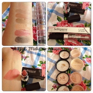 Bella Pierre Make Up Review - 01